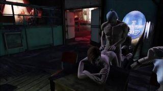 Fallout 4 Fuck in Night Club